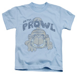 Juvenile: Garfield - Prowl T-shirts