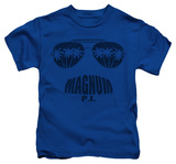Youth: Magnum P.I. - Face It T-Shirt