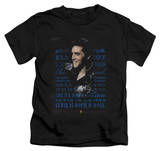 Juvenile: Elvis Presley - Icon T-shirts