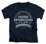 Youth: Family Ties - Young Republicans Club Shirt