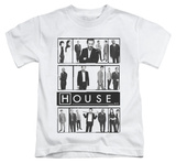 Juvenile: House - Film T-shirts