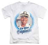Youth: Love Boat - I'm Your Captain Shirts