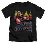 Youth: Popeye - Rocks T-shirts
