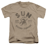 Youth: Sun Records - Vintage Logo T-Shirt