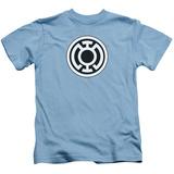 Juvenile: Green Lantern - Blue Lantern Logo T-shirts