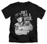 Youth: The Three Stooges - Give A Nyuk T-Shirt