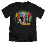 Juvenile: Star Trek - Enterprises Finest T-Shirt