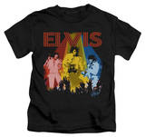 Juvenile: Elvis Presley - Vegas Remembered T-Shirt