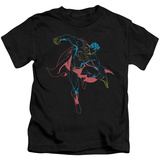 Youth: Superman - Neon Superman Shirts