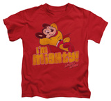 Juvenile: Mighty Mouse - I'm Mighty T-shirts