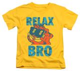 Juvenile: Garfield - Relax Bro Shirt