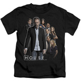 Juvenile: House - Crew Shirts
