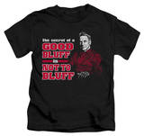 Youth: NCIS - No Bluffing T-Shirt
