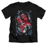 Youth: Superman - Heat Blast T-shirts