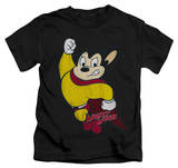 Juvenile: Mighty Mouse - Classic Hero T-shirts