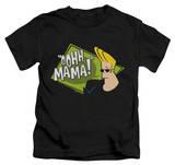 Juvenile: Johnny Bravo - Oohh Mama T-shirts