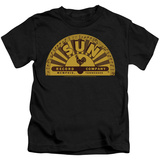 Youth: Sun Records - Traditional Logo T-shirts