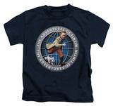Juvenile: The Adventures of Tintin - Globe T-Shirt