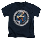 Youth: The Adventures of Tintin - Globe T-Shirt