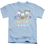 Juvenile: Garfield - Baby Gang Shirts