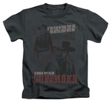 Youth: Gunsmoke - US Marshall Matt Dillon T-Shirt