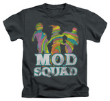 Juvenile: Mod Squad - Mod Squad Run Groovy Shirts