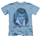 Juvenile: Elvis Presley - Blue Suede Fade T-shirts