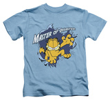 Juvenile: Garfield - Master Of Disaster T-shirts