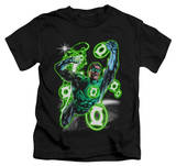 Juvenile: Green Lantern - Earth Sector T-Shirt