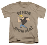 Youth: Johnny Bravo - Whoa Momma Shirt