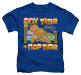 Youth: Garfield - Nap Time T-shirts