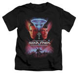 Juvenile: Star Trek - The Final Frontier(Movie) T-shirts