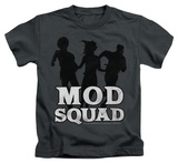 Youth: Mod Squad - Mod Squad Run Simple Shirts