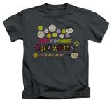Juvenile: Dubble Bubble - Razzles Retro Box Shirts
