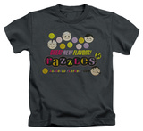 Youth: Dubble Bubble - Razzles Retro Box Shirts