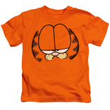 Youth: Garfield - Big Head T-shirts