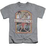 Youth: Emergency - Retro Cast T-Shirt