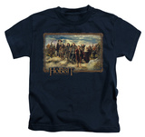 Juvenile: The Hobbit: An Unexpected Journey - Hobbit & Company Shirts