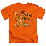 Juvenile: Garfield - Waste Not Shirt