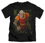 Youth: Dragon's Lair - Dirk Drawing Board T-shirts