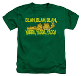 Youth: Garfield - Blah Blah Blah Shirts