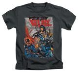 Juvenile: Justice League - Crime Syndicate Shirts
