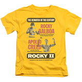 Juvenile: Rocky II - Rematch Shirts