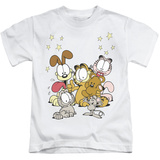 Youth: Garfield - Friends Are Best T-shirts