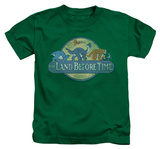 Youth: Land Before Time - Retro Logo T-Shirt