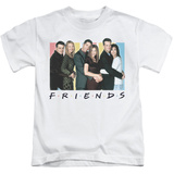 Juvenile: Friends - Cast Logo T-shirts
