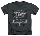 Juvenile: Justice League - Greatest Heroes T-Shirt