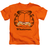 Juvenile: Garfield - Whatever T-shirts