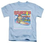 Juvenile: Dubble Bubble - Surfn USA Gum Shirts