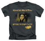 Juvenile: Mirrormask - Missing Princess T-shirts